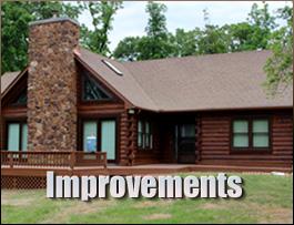 Log Home Improvement  Chesterfield County,  South Carolina
